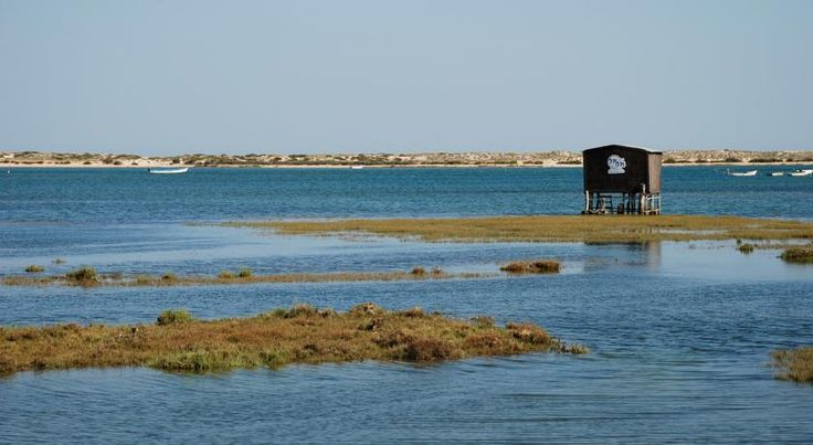 Casa Flor do Sal is a group of comfortable holiday homes between Olhão and Fuseta in the Ria Formosa Natural Park.