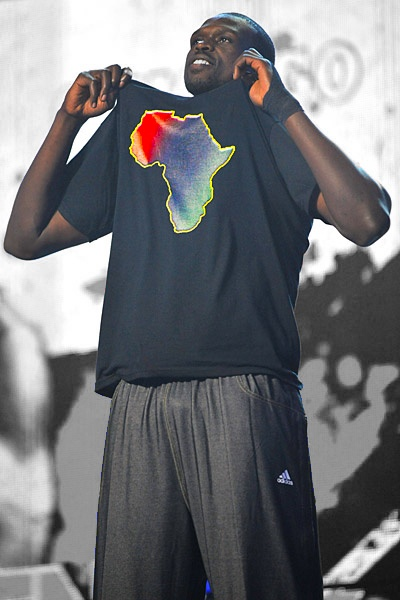 Luol Deng-advocate and baller