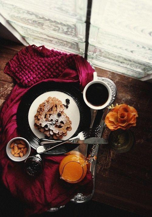 anniversary breakfast