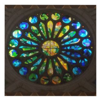 Paintings Reproduction Choose a size Church Roof Wood Wall Art