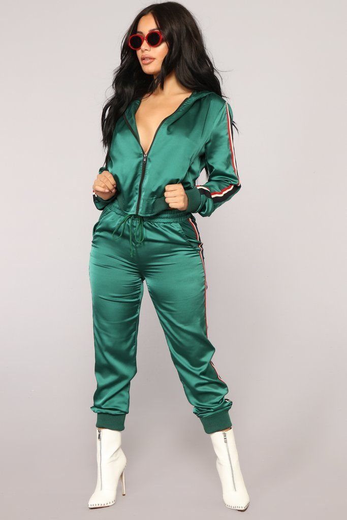 cddcb15c66bc On My Mind Active Set - Green in 2019 | Fashion Nova | Matching Sets |  Fashion, Outfits, Sweats outfit