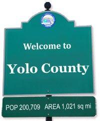 Welcome to Yolo County, California