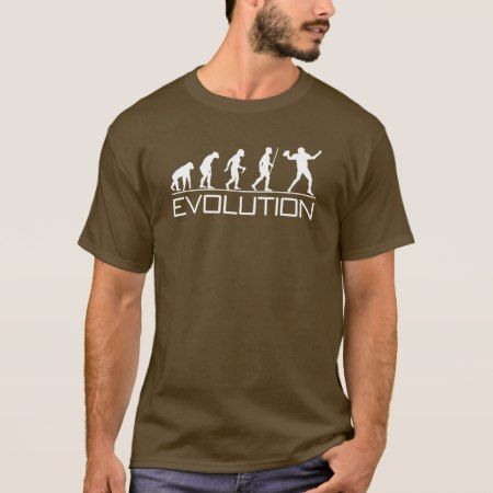 Evolution of Man - Football T-Shirt - click to get yours right now!