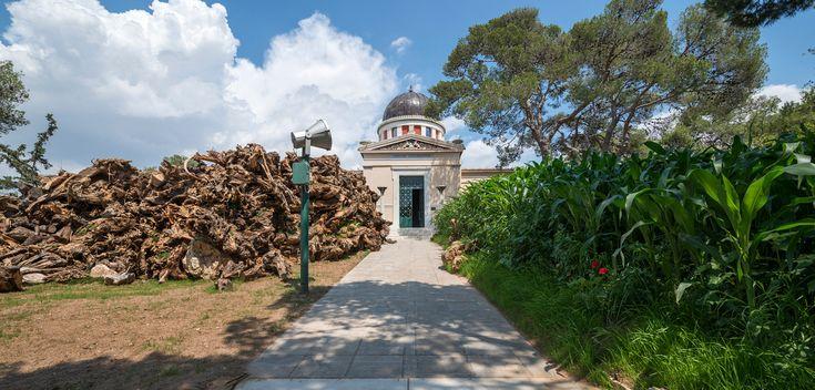 Αστεροσκοπείο Αθηνών: Μια ιστορία από το 1842 μέχρι την εγκατάσταση του Adrián Villar Rojas