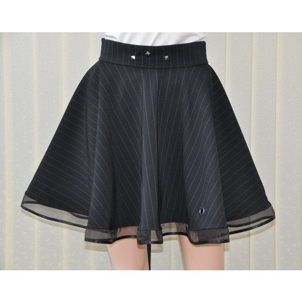 1000 ideas about black circle skirts on