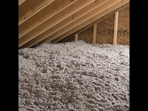 How to Insulate an Attic with Cellulose to Save on Energy Bills