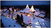 Rovaniemi, Finland - Santa Claus village - Winter Destinations