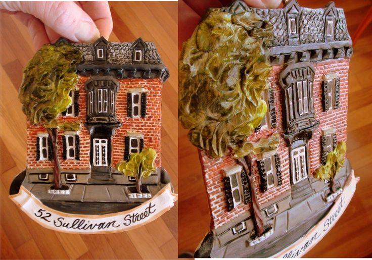 2015 HOUSE ORNAMENT - Custom Home Ornament Homeowner gift, hostess gift, unique gift, new homeowner gift by BellStation on Etsy https://www.etsy.com/listing/170161990/2015-house-ornament-custom-home-ornament