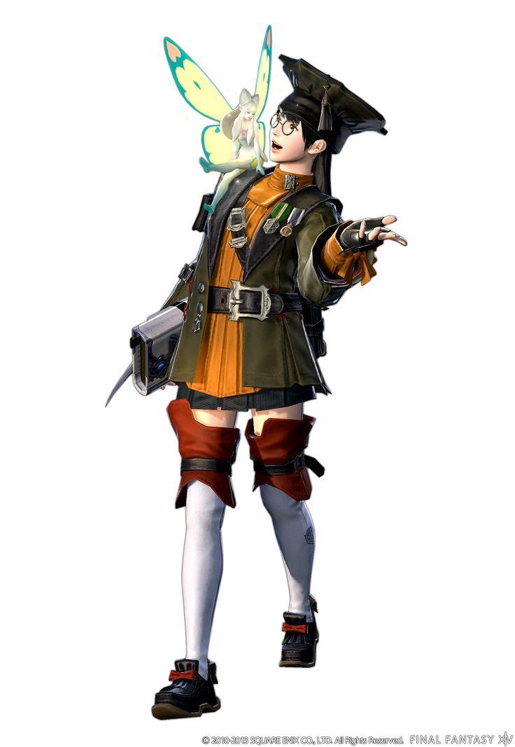 51ba799f_Final-Fantasy_XIV_Realm_Scholar_02.jpg (1103×1600)