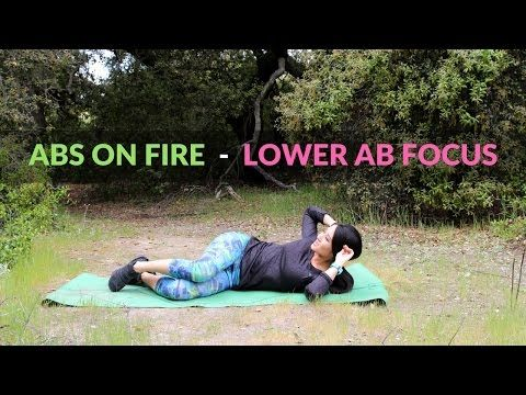 NEW! Abs On Fire Workout - YouTube