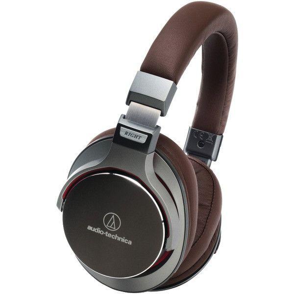 SonicPro(R) MSR7GM Over-Ear High-Resolution Audio Headphones (Gunmetal) - AUDIO TECHNICA - ATH-MSR7GM