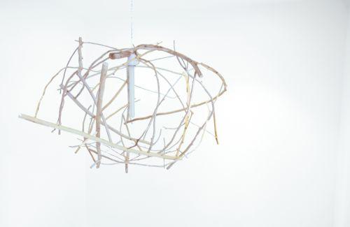 Scatter/Gather pendant light | Hinterland Design - riley mcferrin