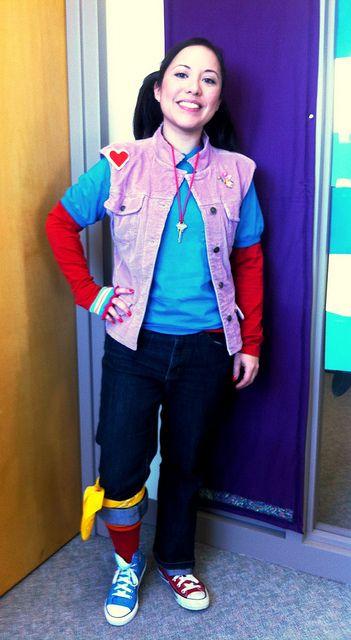 Punky Brewster Costume | Punky Brewster Halloween