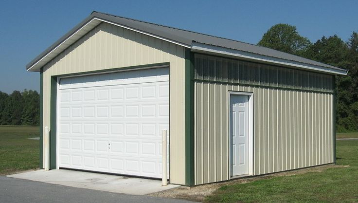 24 best pole barns images on pinterest pole barns pole for Garage building packages