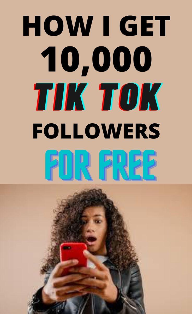 Tik Tok followers hack How to hack Tik tok followers