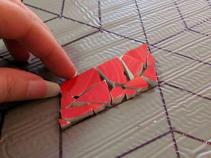 mosaic table patterns - Google Search