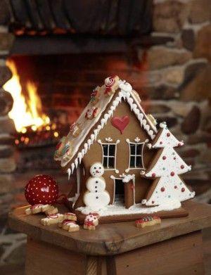 kindheitserinnerungen lebkuchen zum selber bauen leckere weihnachts rezepte pinterest. Black Bedroom Furniture Sets. Home Design Ideas