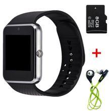 2017 Последним GT08 Smart Watch Часы с Сим-Карты и Камеры Bluetooth для Apple iphone Android Телефон Smartwatch DZ09 PK U8 GV18 //Цена: $12 руб. & Бесплатная доставка //  #смартфоны #gadget