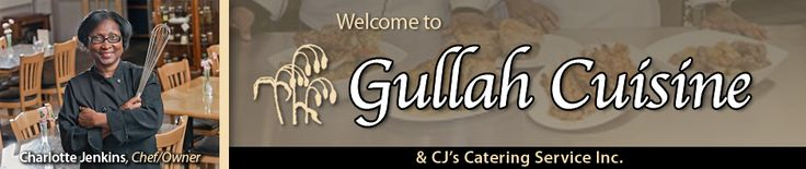 """'Guests of Gullah Cuisine, on U.S. Highway 17 in Mt. Pleasant, walk in curious, wanting to know what Gullah food is all about. Charlotte Jenkins, owner and chef of the restaurant doesn't like to refer to the cuisine as """"soul food,"""" but """"food that's good for the soul."""" The menu at The menu includes: okra gumbo, Gullah rice, a blend of rice, green peppers and onions, shrimp, chicken, sausage, and vegetables. It's available as an entree or as a side dish, and is a taste revelation.'"""