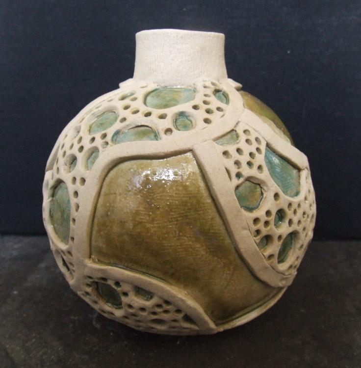 Mel Dixon: Vase