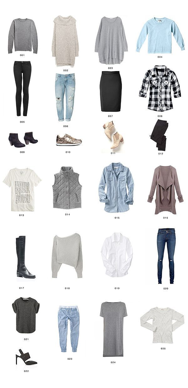 131 best style capsule wardrobe images on pinterest for Minimalist essentials