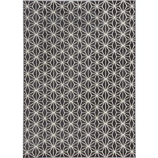 Shop for Loft Modern Geometric Star Grey Rug (7'10 x 10'). Get free shipping at Overstock.com - Your Online Home Decor Outlet Store! Get 5% in rewards with Club O! - 16850487