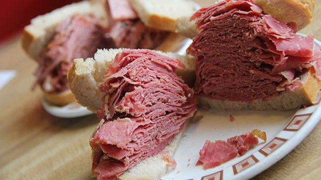 Top 5 Sandwiches in Mississauga