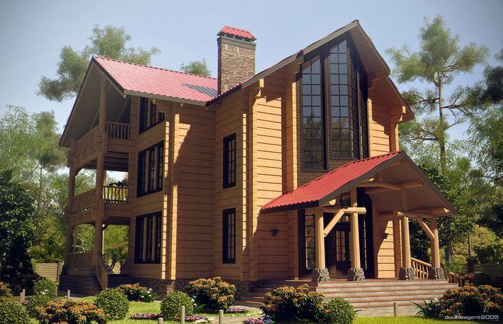 Best 25 cheap log cabin kits ideas on pinterest cheap shed kits cabin kit homes and log - Cheap log houses ...