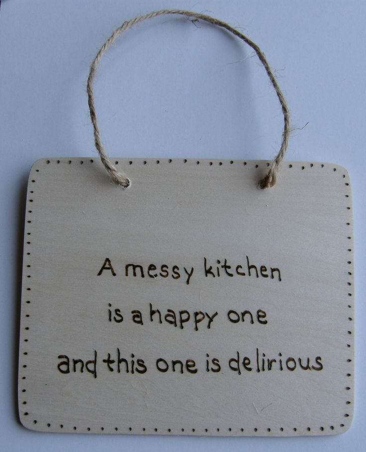 Messy Restaurant Kitchen: 163 Best Images About Food Humour On Pinterest