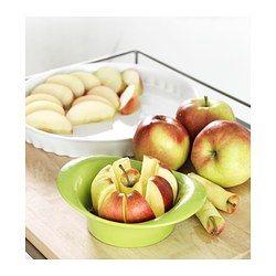grüner SPRITTA Apfelteiler - IKEA