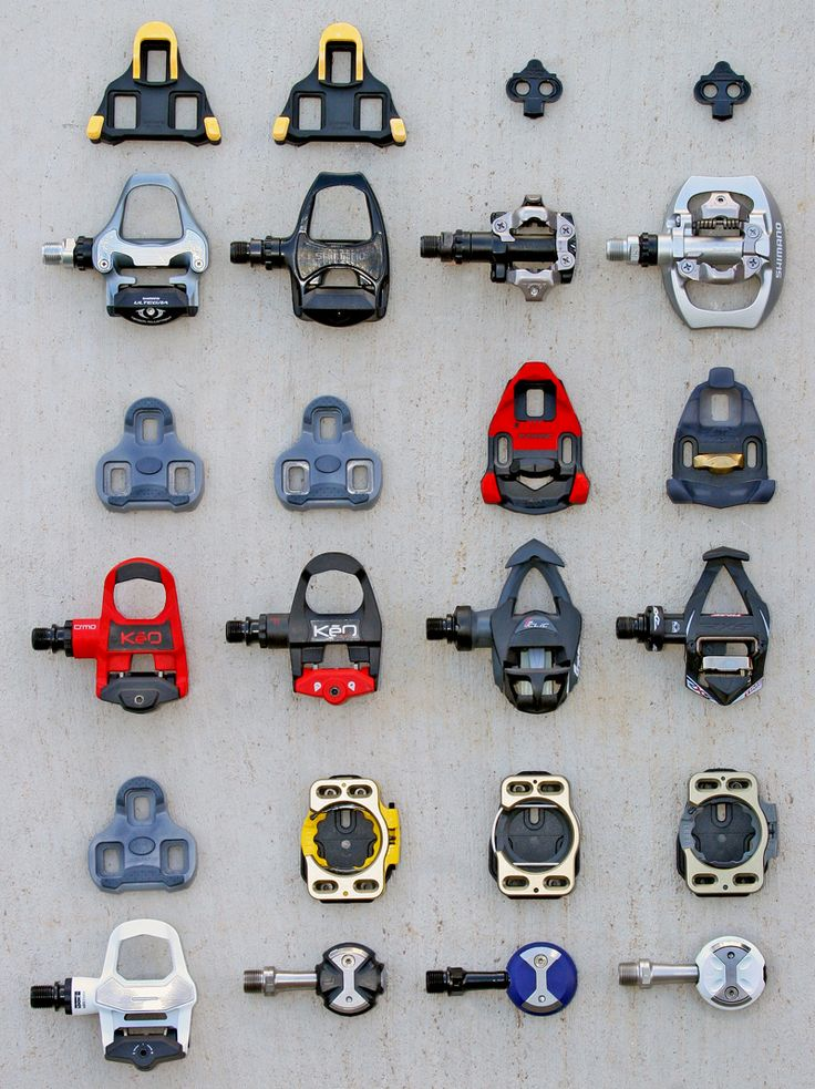 Clipless Pedals 101 - super helpful guide for indoor & outdoor cycling http://proteinoffers.org
