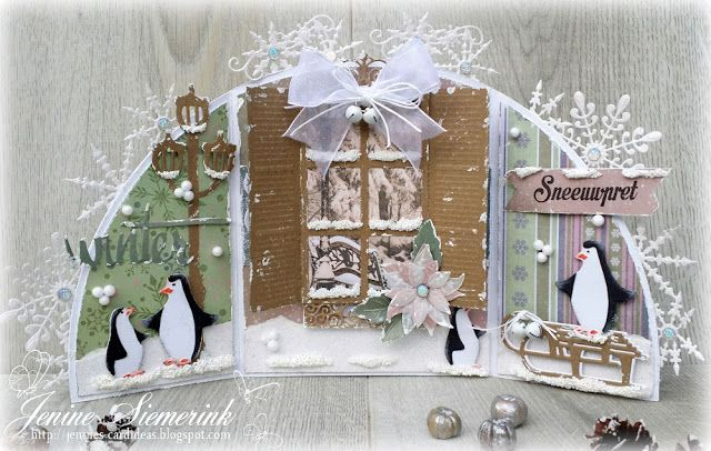 Jenine's Card Ideas: Noor! Design - Bloghop