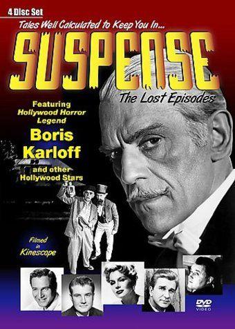 Suspense - Lost Episodes Collection 1 (4-DVD)