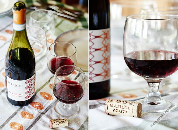 A great red wine for the summer: Le Fraghe Bardolino 2014. Available at https://www.vinonostrum.com/wines/bardolino