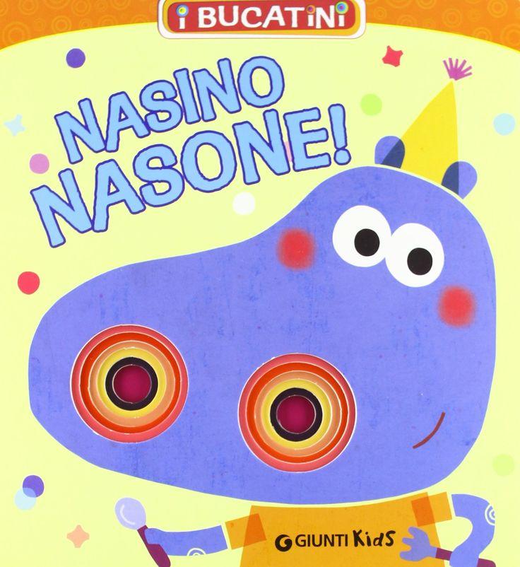I nasoni di questo libro: ippopotamo Leo, cammello Giosuè, toro Armando, porcello Gastone, panda Tommaso...