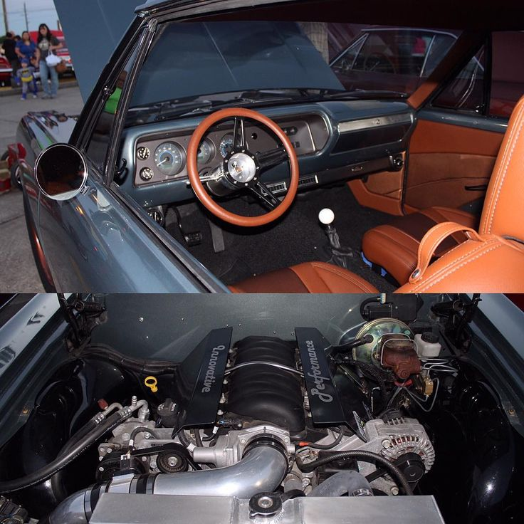 chevelle interior BecauseSS brown grey blue ish custom