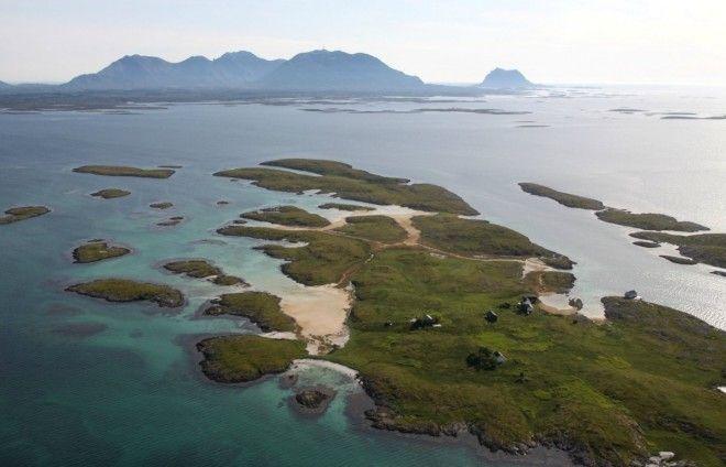 Cruising Through Norway