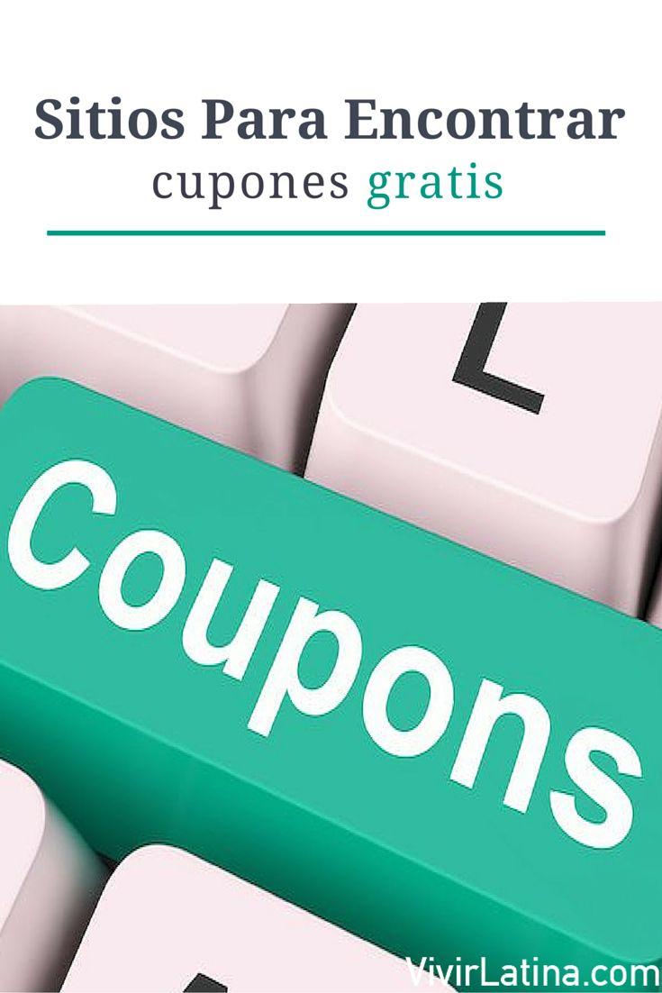 ¿Quieres ahorrar dinero usando cupones? Mira estos sitios donde puedes encontrar cupones GRATIS