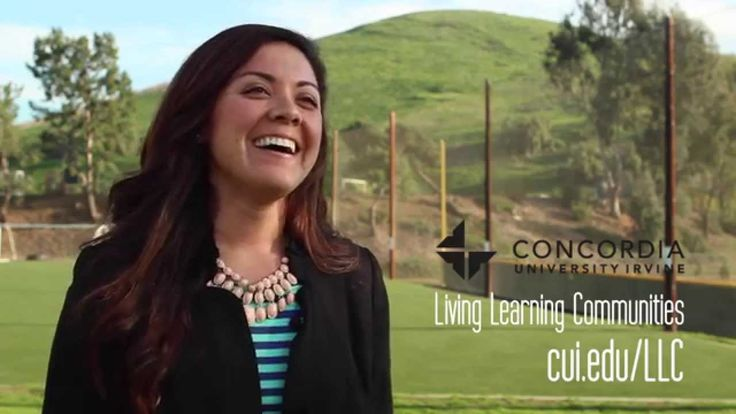 Jeanette Gonzalez explains what the Living Learning Communities at Concordia University Irvine are all about.
