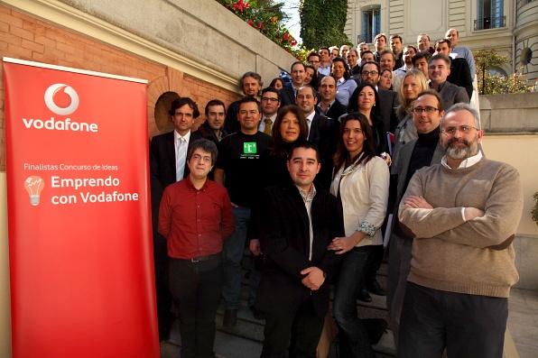 Vodafone con los Emprendedores #fotografo #evento #madrid