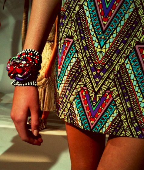 Tribal Skirt: Fashion, Patterns, Inspiration, Style, Color, Clothes, Boho, Tribal Prints