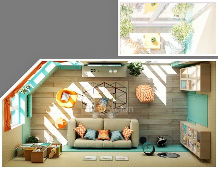 Расстановка мебели в гостиной план