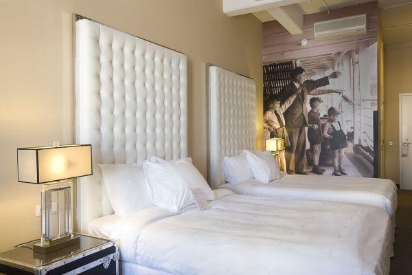 Hotel New York Rotterdam - Wilhelminapierkamers