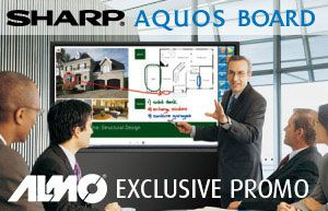 6 Things to Know About the New AQUOS BOARD