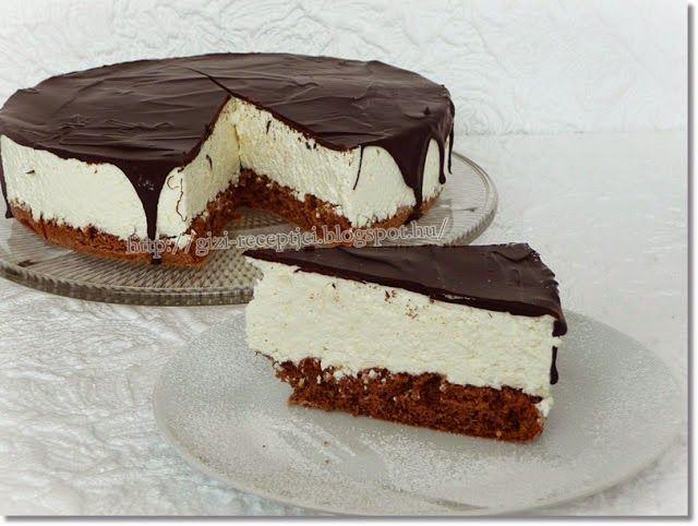 Receptek és hasznos cikkek oldala! : Túró Rudi torta