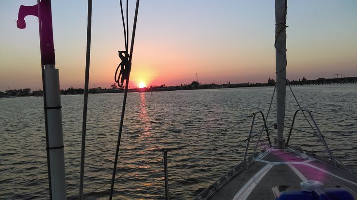 Follow WritersWeekly.com's Editor, Brian Whiddon, as he sails the high seas!