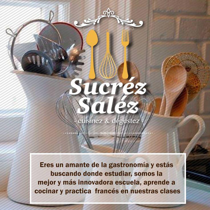 Conoce nuestros cursos de cocina de Sucréz Saléz, estaremos abiertos a partir de 03 de marzo de 2015.  Nuestra sala de té estará abierta de lunes a sábado entre las 2:00 y 7:00 p.m.  Calle 34B n°85A-75 cerca a la Universidad Adventista