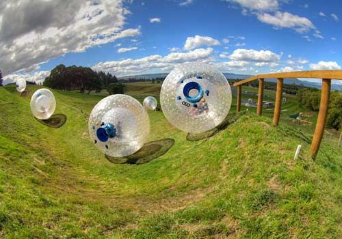 Buy tickets online and go zorbing at Outdoor Gravity Park in Pigeon Forge, TN, the former Zorb site, and find great deals online.