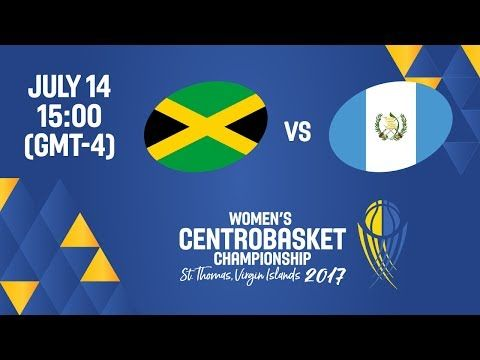 #B3BL #3x3 #Centrobasket Watch Live Basketball Stream  FIBA Jamaica vs Guatemala - Women's  Centrobasket Championship 2017 Full Game - http://www.bold3.info Please Support Our @bold3basketball