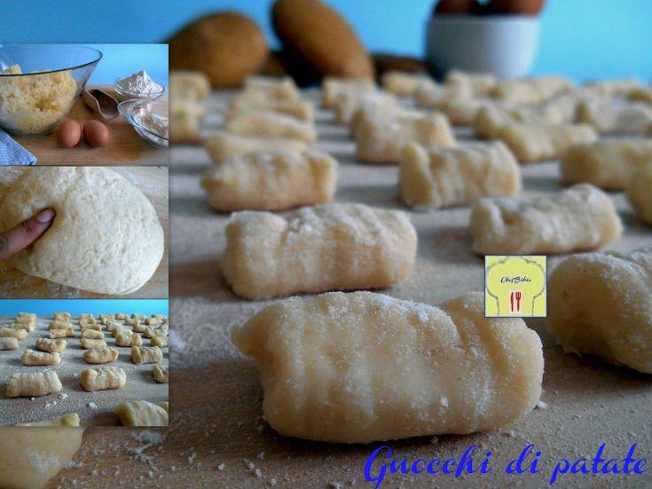 Gnocchi di patate, ricetta di base